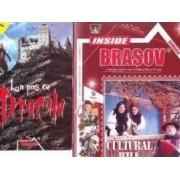 La pas cu Dracula + Revista Inside Brasov
