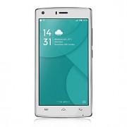 """DOOGEE X5 MAX 5.0 """" Android 6.0 Smartphone 3G (Chip Duplo Quad Core 8 MP 1GB 8 GB Preto / Branco)"""
