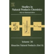 Studies in Natural Products Chemistry: Part K by Atta-Ur- Rahman