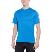 Nike Dri-FIT Maglietta da corsa blu M Magliette da corsa