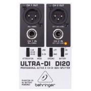 Behringer DI20 Direct Box Ativo Caixa de Transmissão