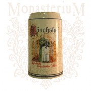 6 Boccali Monchshof lt. 0,50