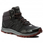 Туристически THE NORTH FACE - Litewave Fastpack Mid Gtx GORE-TEX T92Y8OYVL Phantom Grey/Brandy Brown