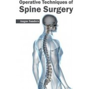 Operative Techniques of Spine Surgery by Angus Sanders