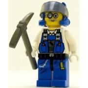 LEGO Power Miner Minifig Brains Visor