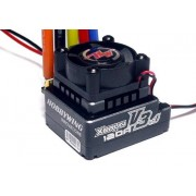 HOBBYWING XERUN Black V3.1 RC Brushless Motor 120A ESC Speed Controller SL215 with RCECHO Full Version Apps Edition