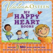 My Happy Heart Books: A Touch-and-Feel Book Boxed Set by Victoria Osteen