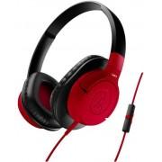 Casti cu Microfon Audio-Technica ATH-AX1iSRD (Rosu)