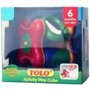 Tolo Toys Activity Play Cube