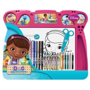 Doc Mc Stuffins Activity Desk Set Art