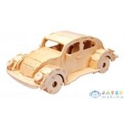 Gepetto'S Workshop: Autó - 3D Fapuzzle (Eureka, 34407)