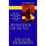 Heretics of Dune by Frank Herbert