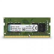Kingston Value KVR21S15S8/8 S/O Memoria RAM da 8GB, DDR4, PC 2133, Nero/Verde