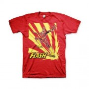 DC Comics Koszulka męska Flash T-shirt Dc Comics