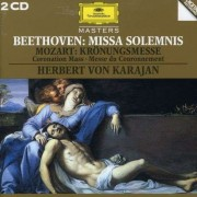 Mozart/Beethoven - Kroenungsmesse/ Missa Sole (0028944554328) (2 CD)