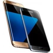 Smartphone Samsung Galaxy S7 edge G935F, 32GB, 4 GB, 5.5 inch, android 6.0, negru/auriu