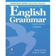 Understanding & Using English Grammar International Student Book w/Access Key by Betty Schrampfer Azar