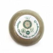 Sapun de Alep cu lemongrass anti-perspirant, 100gr