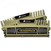 Memorie Corsair Vengeance Green 16GB (2x8GB) DDR3, 1600MHz, PC3-12800, CL9, Dual Channel Kit, CMZ16GX3M2A1600C9G