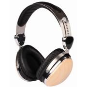 Profi sluchátka ze dřeva Esmooth ES-660BB