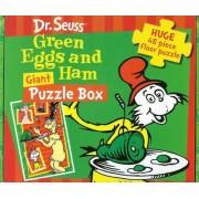 Dr Seuss Green Eggs Ham Giant Floor by Dr Seuss