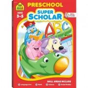 Preschool Super Scholar by Barbara Gregorich