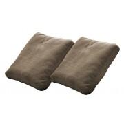KARTELL set da 2 cuscini per divano Plastics Duo