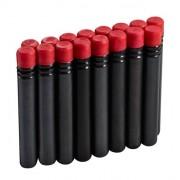 Mattel Boomco Munizioni Dart Nero W/Rosso Tip Y8621 Bgy57