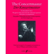 The Concertmaster by Peter Ilich Tchaikovsky