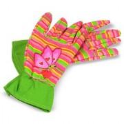 Melissa & Doug Bella Butterfly Gardening Gloves