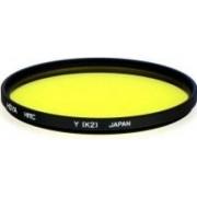 Filtru Hoya Yellow K2 HMC 62mm