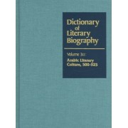 Dictionary of Literary Biography by Michael Cooperson