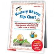 Scholastic Nursery Rhyme Flip Chart SC-0439513820
