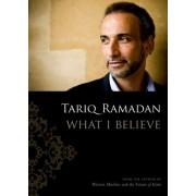 What I Believe by Tariq Ramadan
