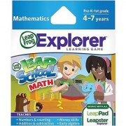 LeapFrog Explorer Learning Game: LeapSchool Math