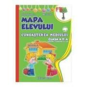 MAPA ELEVULUI - CLASA a II-a - CUNOASTEREA MEDIULUI - (sem. I + sem al II-lea).)