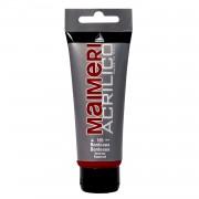 Culoare Maimeri acrilico 75 ml bordeaux 0916165