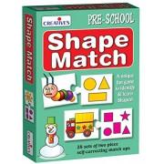Creative Pre-School - Shape Match - (Cre0688)