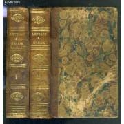 Lettres A Emilie Sur La Mythologie - 2 Volumes - 1 + 2 / Tome Premier + Tome Second En 1 Volume / Tome Troisieme + Tome Quatrieme En 1 Volume.