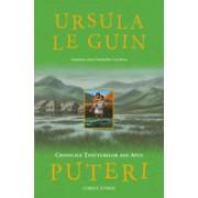 PUTERI, vol.3 din seria CRONICILE TINUTURILOR DIN APUS .