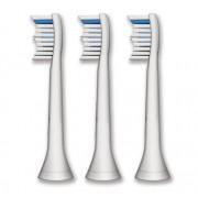 Philips HX6001/05 Sonicare HydroClean - Cabezal para cepillo de dientes eléctrico (3 unidades)