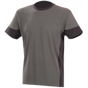 Modyf Tee-shirt De Travail Fit Gris/anthracite
