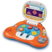 VTech Baby's Light-Up Laptop Orange
