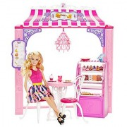Barbie Life in the Dreamhouse Malibu Ave Bakery and Doll Playset