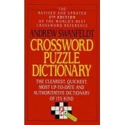 Crossword Puzzle Dictionary by Andrew Swanfeldt