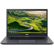 "Laptop Acer Chromebook CP5-471 (Procesor Intel® Celeron® 3855U (2M Cache, 1.60 GHz), Skylake, 14""FHD, 4GB, 32GB eMMC, Intel HD Graphics 510, Wireless AC, Tastatura iluminata, Chrome OS, Negru)"