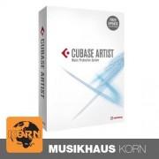 Steinberg Cubase Artist 9 GB/D/F/I/ES/PT