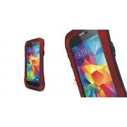 Etui Love Mei do Samsung Galaxy S5 ZAOKRĄGLONY - Czerwony