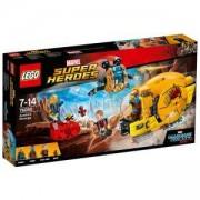 Конструктор ЛЕГО СУПЕР ХИРОУС - Отмъщението на Ayesha, LEGO Super Heroes, 76080