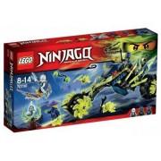 Lego 70730 Ninjago La Moto Fantôme De Wrayth
